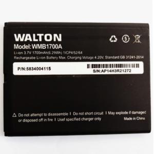 Walton E8 Battery