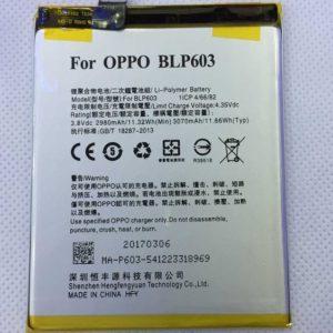 Oppo R7S Battery