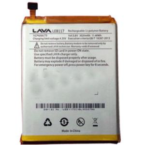 Lava A3 Battery