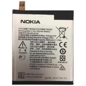 Nokia 6.1 Battery