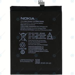 Nokia 7 Plus Battery