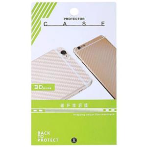 Samsung J6 Plus Carbon Fiber Sticker