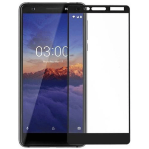 Nokia 3.1 Plus 5D Glass Screen Protector
