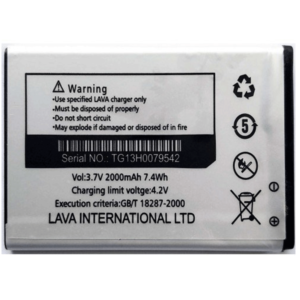 Lava Iris 702 Battery