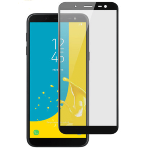 Samsung J6 5D Glass Screen Protector