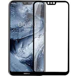 Nokia 6.1 Plus 5D Glass Screen Protector