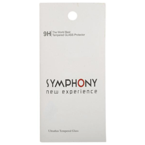 Symphony W128 Glass Screen Protector