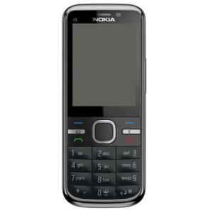 Nokia C5 Casing