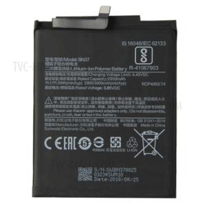 Xiaomi Redmi 6A battery
