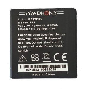 Symphony E82 Battery