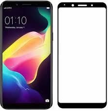 Oppo F5 5D Glass Screen Protector