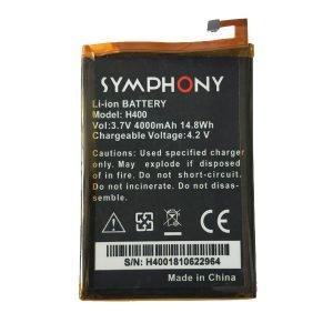 Symphony H400 Battery