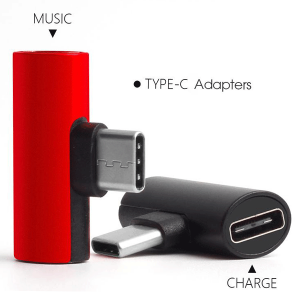 Type C to 3.5mm Music Audio Plus Charging Converter