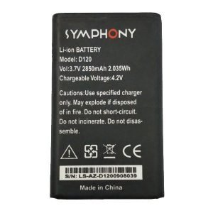 Symphony D120 Battery