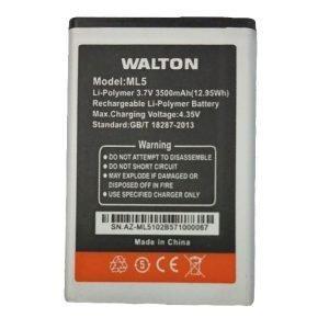 Walton ML5 Battrey
