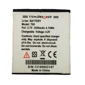 Symphony T80 Battery