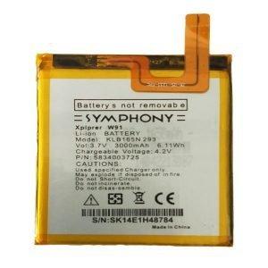 Symphony W91 Battery