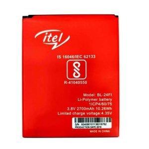 Itel S41 Battery