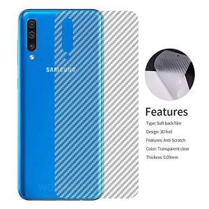 Samsung A30s Carbon fiber sticker