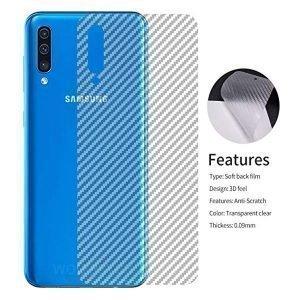 Samsung A50s Carbon fiber sticker