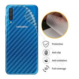 Samsung A70 Carbon fiber sticker
