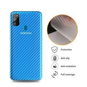 Samsung M30s Carbon fiber sticker