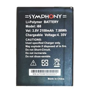 Symphony i68 Battery