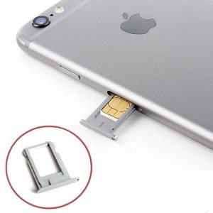 Iphone 7 Sim Tray