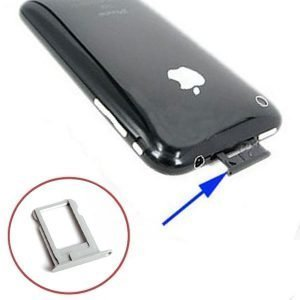 Iphone 3G Sim Tray