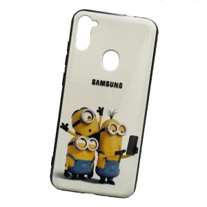 Samsung M11 Back Cover