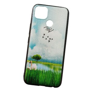 Itel Vision 1 Back Cover
